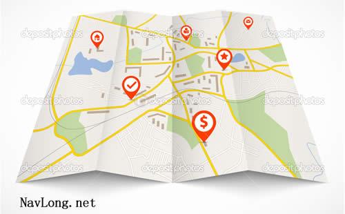 厦门地图标注