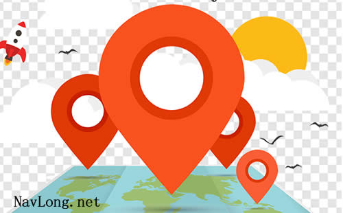 电子地图标注