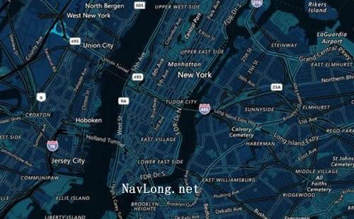 Bing地图标注
